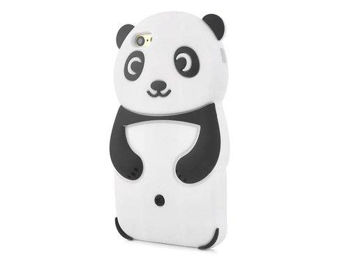 Силиконовый чехол панда для iPhone 6