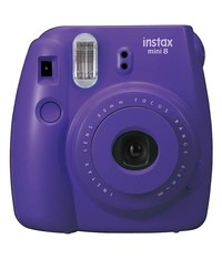 Фотоаппарат Fujifilm Instax Mini 8 Виноградный
