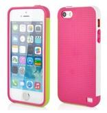 Трехцветный чехол для iPhone 5/5s