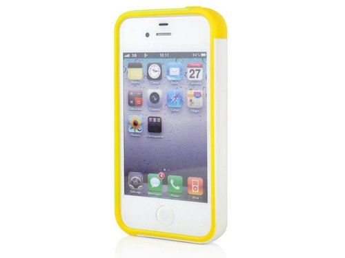 Яркий корейский чехол для iPhone 4/4s
