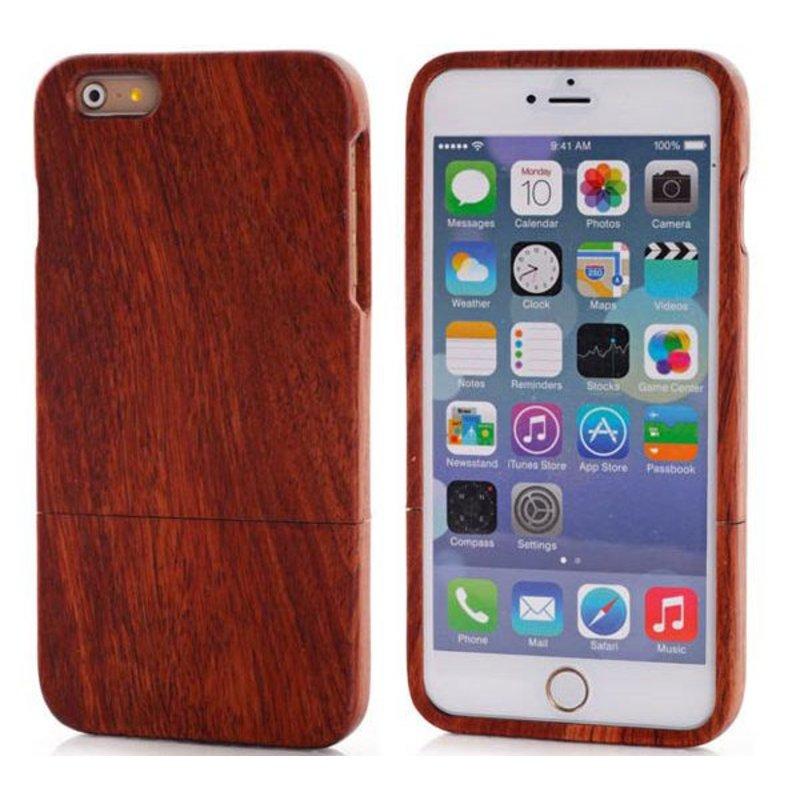 Деревянный чехол для iPhone 6 6 s Вишня