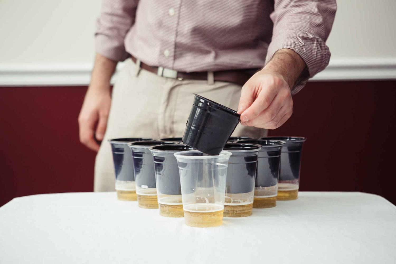 Гениальное изобретение изменит Beer Pong