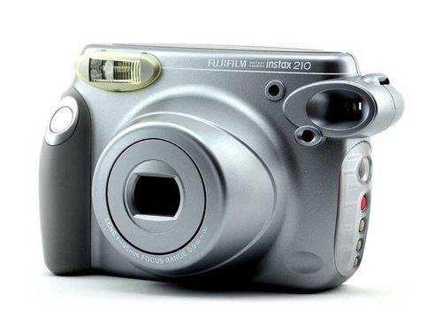 Fujifilm Instax Wide 210 Серебряный