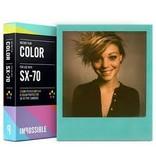 Картридж для Polaroid SX-70 c цветной рамкой