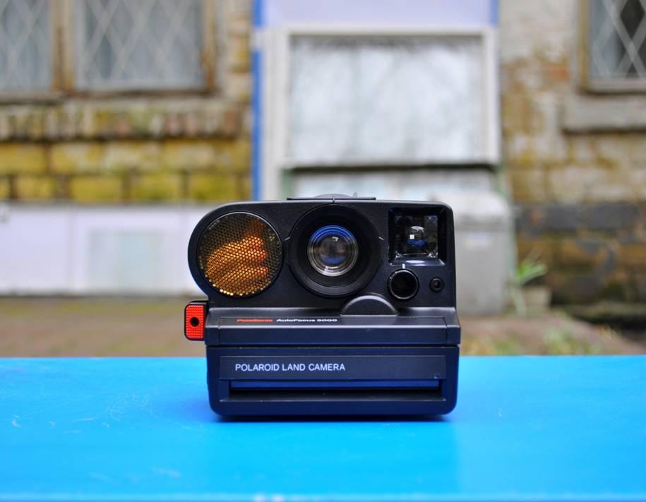 Обзор Polaroid PolaSonic Autofocus 5000