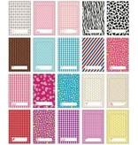 20 разноцветных стикеров для Instax Mini Polaroid 300