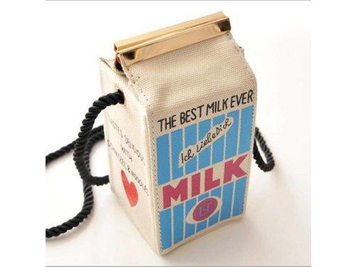 Сумка Упаковка Молоко