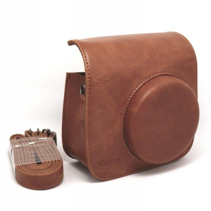 Кожаная сумка для Fuji Instax mini 8