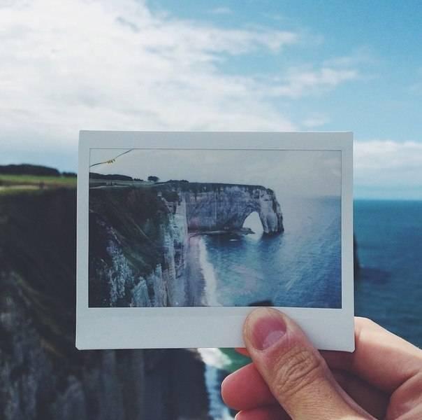 9 интересных инстаграмов про полароид и не только