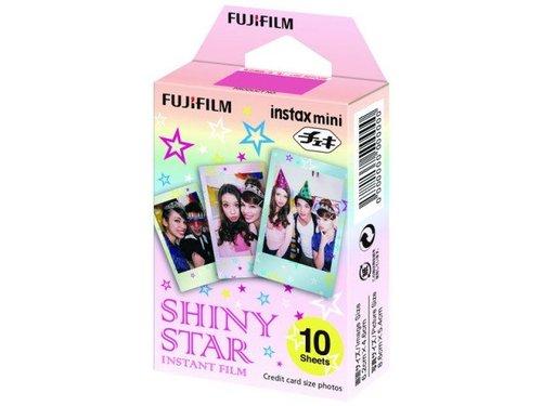 Кассета Fujifilm Instax Mini Яркие звездочки