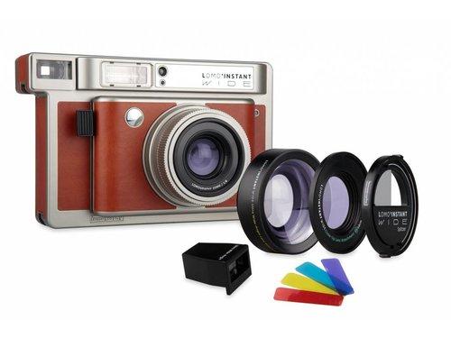 Камера Lomo Instant Wide Central Park + 3 линзы
