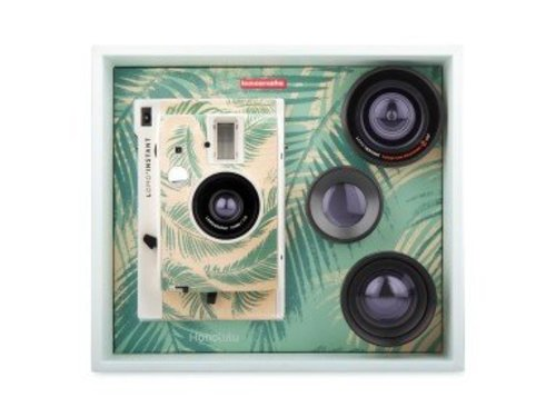 Фотоаппарат Lomo Instant Mini Honolulu Edition + 3 линзы