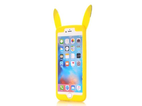 Чехол Пикачу для iPhone 5/5s 6/6s 6 Plus/6S Plus