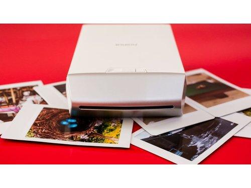 Мобильный фото принтер Fuji Instax Share SP-2 Золотой