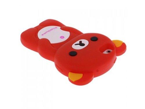 Чехол мишка Rilakkuma для iPhone 5/5s