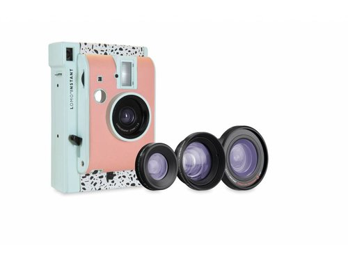 Фотоаппарат Lomo Instant mini Milano
