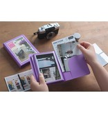 Альбом для фотографий Polaroid 600 и Fujifilm Wide
