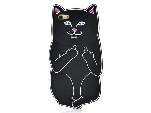 Дерзкий Кот чехол на iPhone 6 Plus/6S Plus