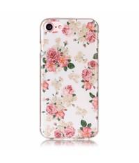 Задняя крышка для iPhone 7 Цветочки
