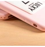 Силиконовый чехол Lucky 7 для iPhone 7 Plus