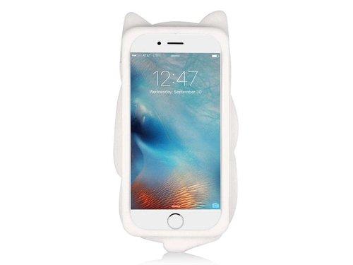 Силиконовый чехол кот Lord Nermal iPhone 7 Plus