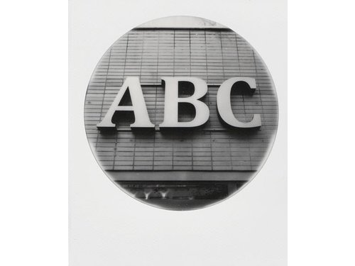 Ч/б кассета для Polaroid 636 600 635 c круглой рамкой