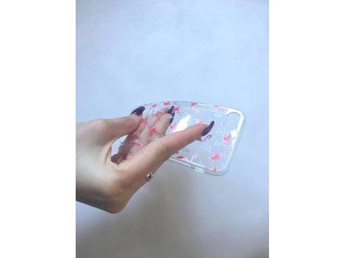 Чехол Фламинго для iPhone 7