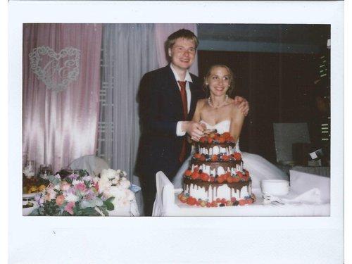Маша Лапина полароид фотограф