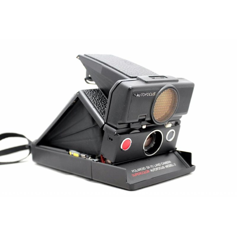 Фотоаппарат Polaroid SX-70 Supercolor Autofocus Model 2