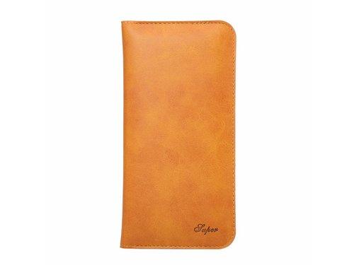 Кожаное портмоне для iPhone Samsung Galaxy