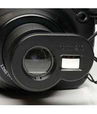 Макролинза на Fujifilm Instax Wide 210