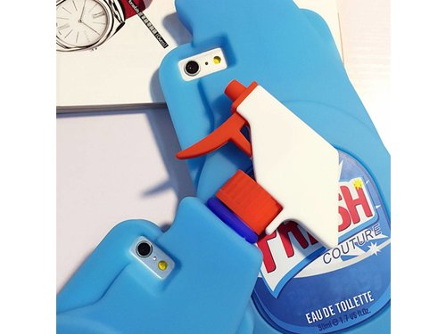 Чехол чистящее средство спрей для iPhone 5 5s/6 6s/6 6s Plus/ 7 7 Plus