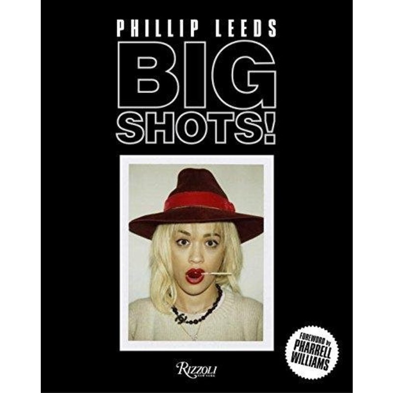Книга Big Shots: Polaroids from the World of Hip-Hop and Fashion