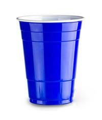 Американские синие стаканчики Blue Cups