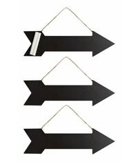 3 деревянных указателя для праздника