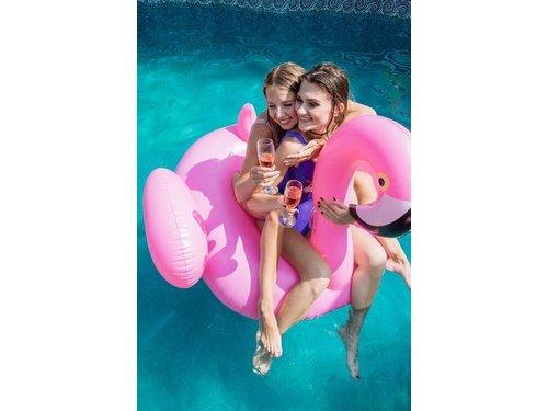 Матрас фламинго надувной для бассейна