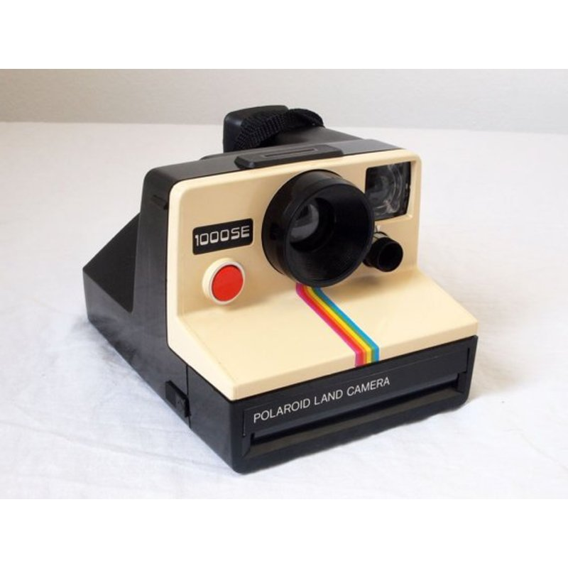 Фотоаппарат Polaroid Land Camera 1000SE