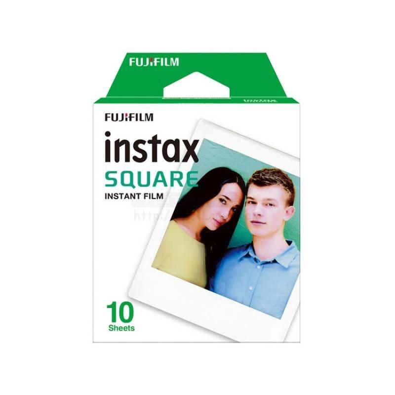 Кассета Fujifilm Instax Square 10 фото
