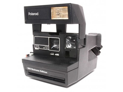 Фотоаппарат Polaroid 600 Business Edition