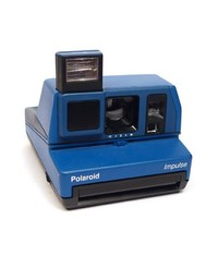 Polaroid Impulse Синий фотоаппарат