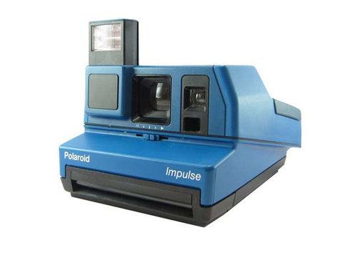 Polaroid Impulse Синий фотоаппарат