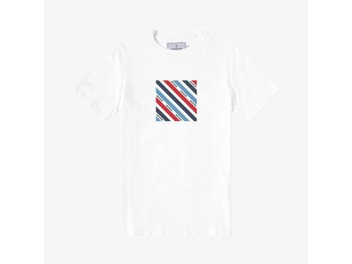 Футболка Fiji Stripes Tee