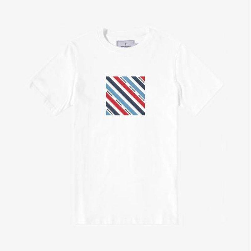 Футболка Fiji Stripes Tee