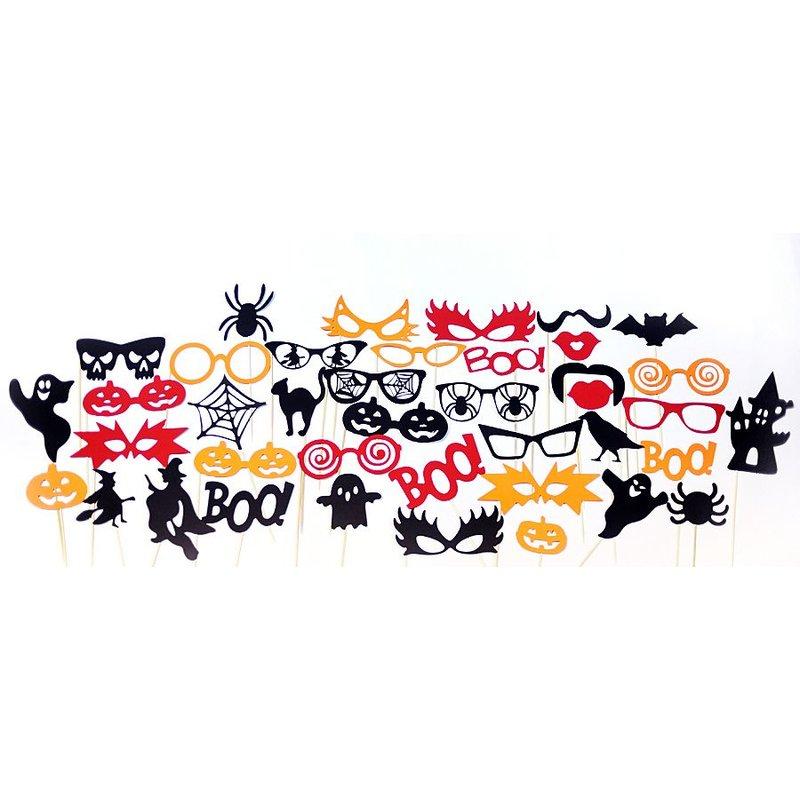Бутафория Halloween 40 элементов