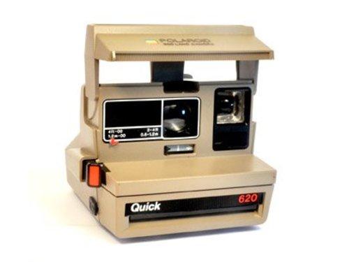 Polaroid Quick 620 ретро фотоаппарат фотоаппарат