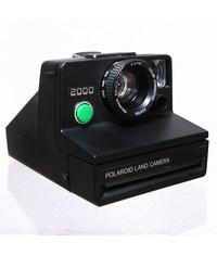 Polaroid Land Camera 2000