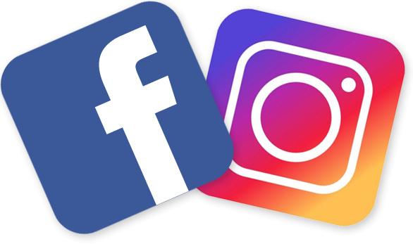 Лайк в Facebook + Подписка в Instagram = 10% скидка