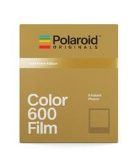 Кассета Polaroid 600 с золотой рамкой