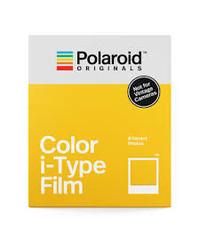 Цветная кассета Polaroid Originals i-Type