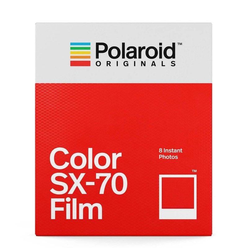 Кассета картридж Polaroid SX-70 Цветной